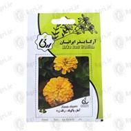 بذر گل آهار پاکوتاه زرد