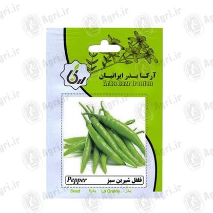بذر فلفل شیرین سبز